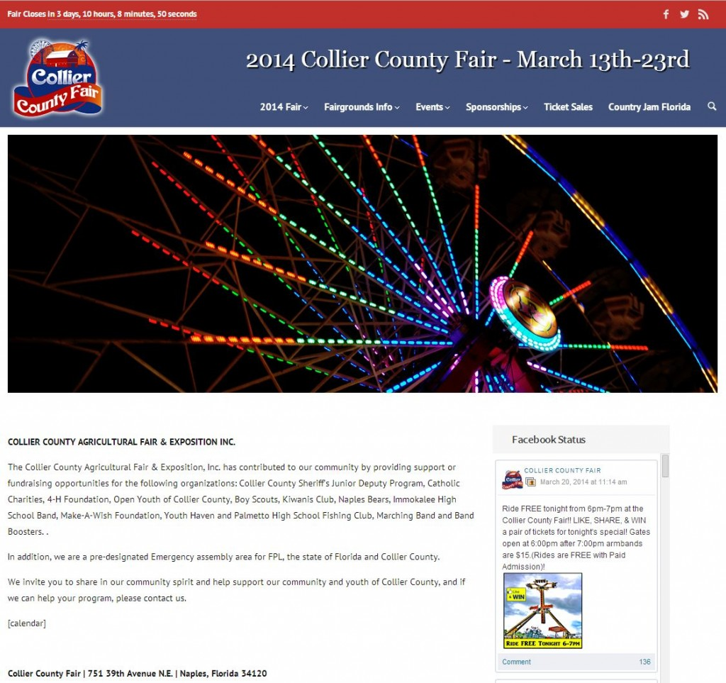 CollierCountyFair.com